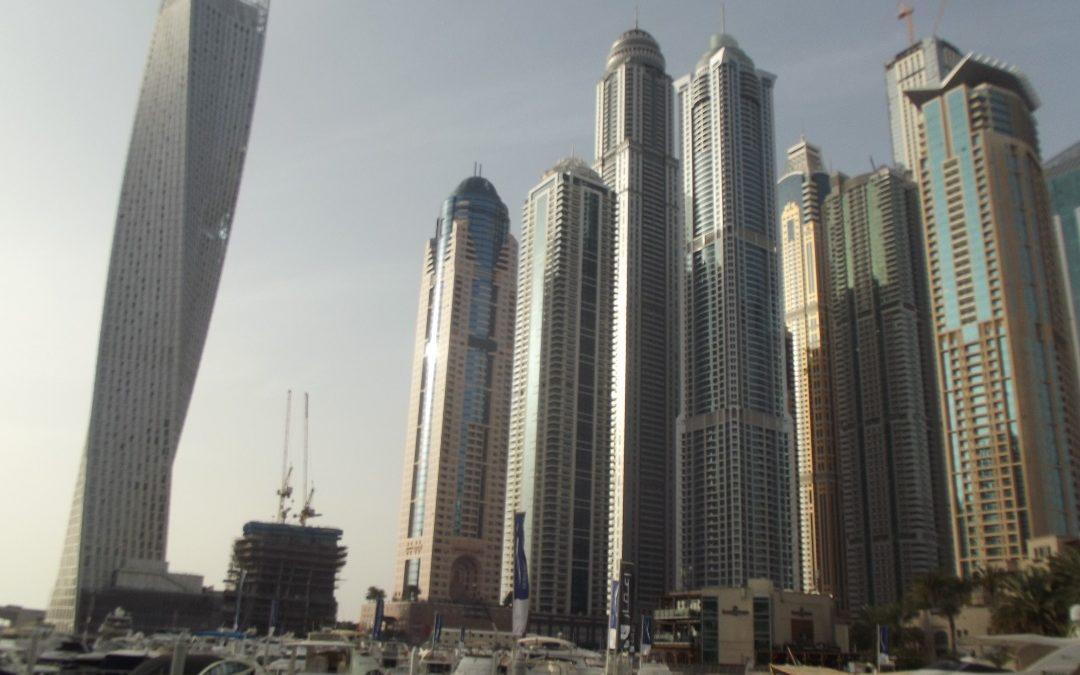 MARINA BAY : DUBAIE